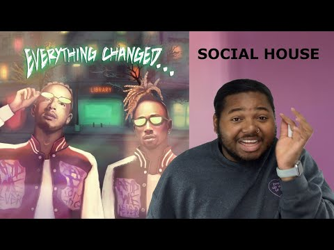 SOCIAL HOUSE x EVERYTHING CHANGED... (EP) | REACTION !! Mp3