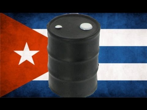 Cuban Offshore Oil Drilling Begins