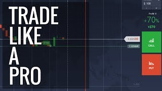 How to trade like a pro: How to get started with binary options