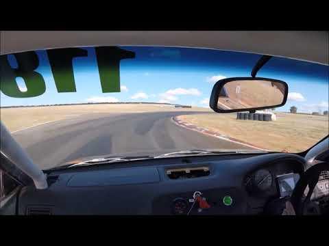 BYP Racing prep Honda Civic K20A - Wakefield Park 1:05