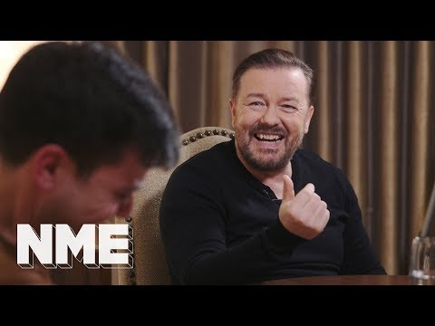 In conversation with Ricky Gervais: on 'Humanity', offensiveness