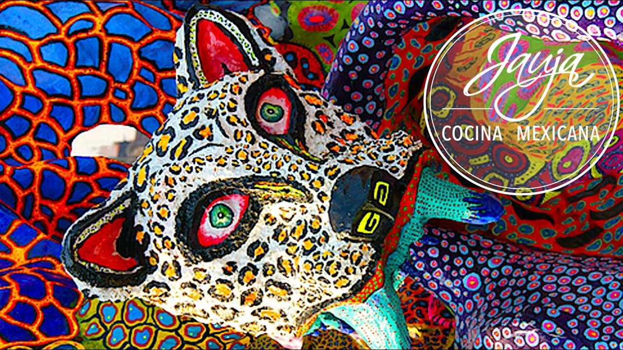 Jauja Cocina Mexicana  Bienvenidos  YouTube