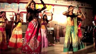 Indian Stick Dance (Dandiya)
