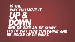 Kerwin Du Bois-Too Real Lyrics Video
