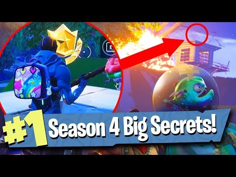 here are 13 tips tricks easter eggs or secret bases that can be found in the latest update to fortnite more importantly i show you have to get the free - easter eggs in fortnite