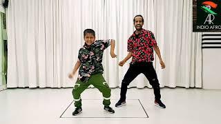 Saree Ke Fall Sa Song| R...Rajkumar (Afro Mix) Choreography by (Amit Afro)