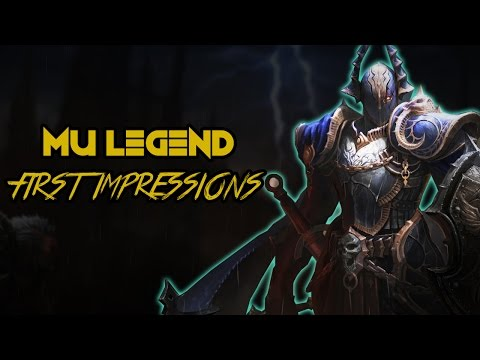 MU LEGEND | First Impressions & Early CBT Review