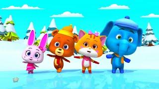 Buz Pateni  Çocuklar İçin Eğlenceli Videolar