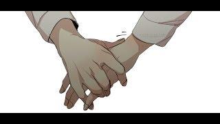 Кончиками пальцев...{amv}