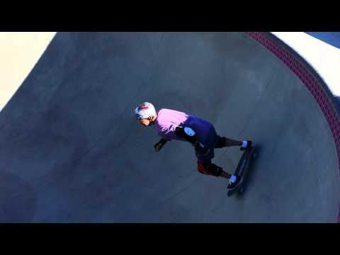 Skate Van's Huntington Beach. 11-1-15.