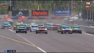 2015 Touring Car Masters - Hidden Valley - Race 1