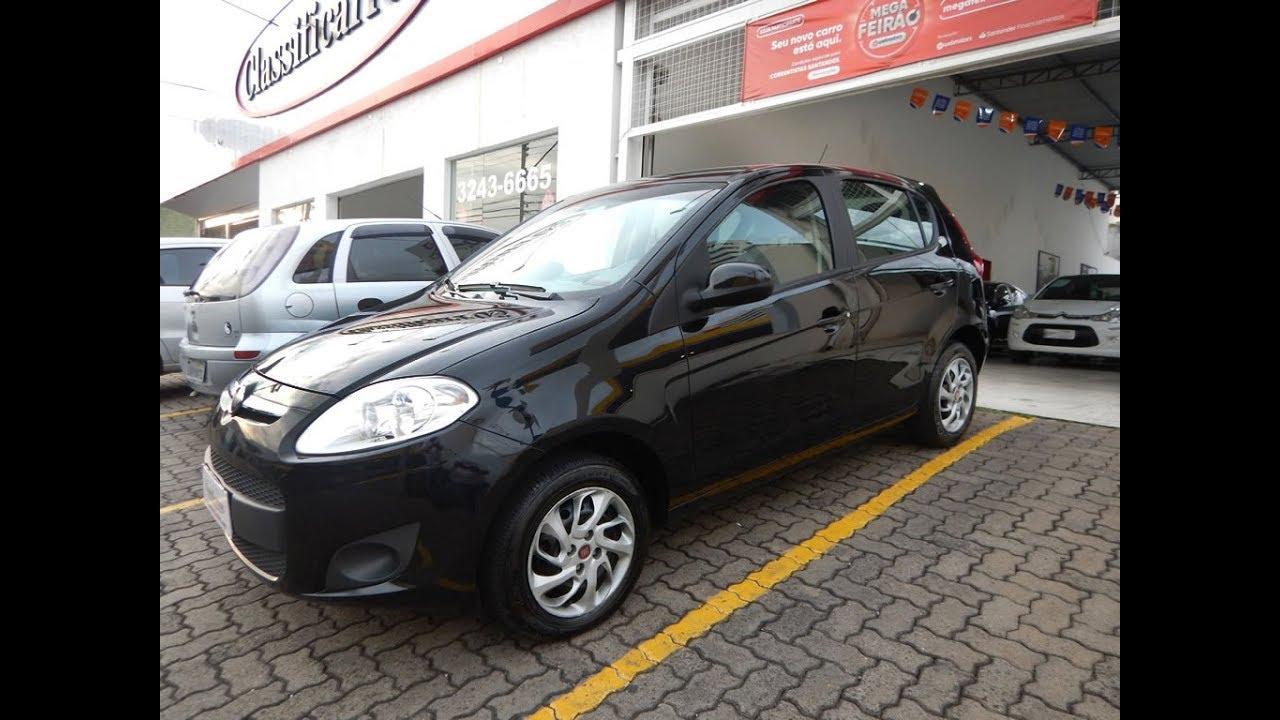 Fiat Palio Attractive 1 0 8v  Flex  2015