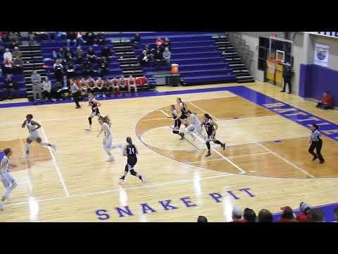 Churchill Girls Varsity Basketball 2017-18 UIL State Playoffs - First Round @ Vista Ridge