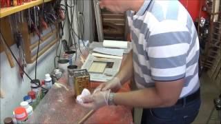 Herstellen einer Negativform aus Gips für Herstellung von Bumpers RG65: MODELLYACHTEN.BLOGSPOT.CH