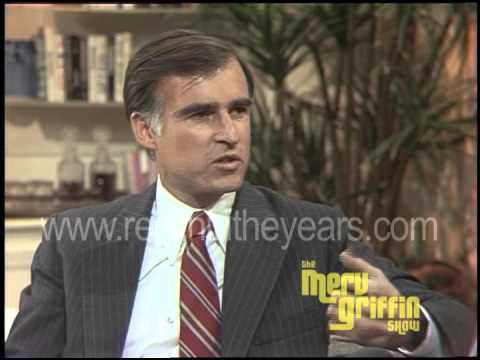 CA Gov. Jerry Brown interview- media in politics (Merv Griffin Show 1981)