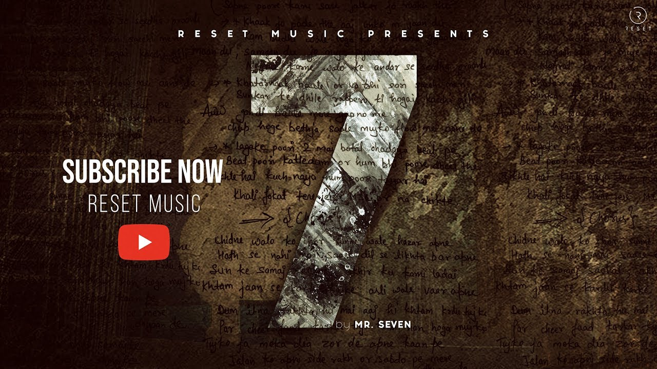 '7' | Mr. Seven | Reset Music
