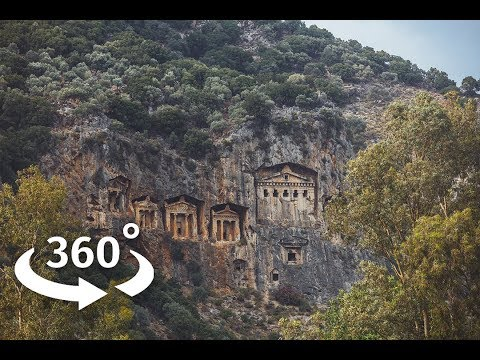 Check out Dalyan, Turkey, in 360