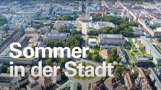 Sommer in der Stadt | einfach München