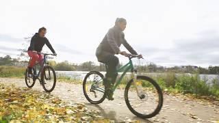 Основные отличия женского велосипеда