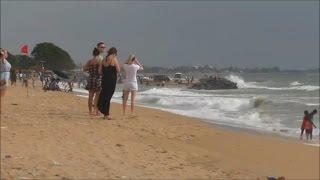 видео Пляж Негомбо