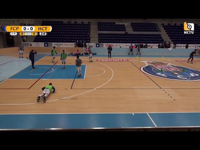 [Sen 20/21] FC Porto x HC Turquel | 1ª Divisão