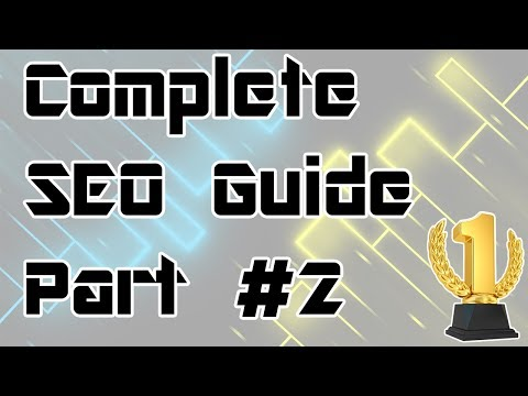 Complete SEO guide - PART #2 - Reverse engineering backlinks and strategies #1
