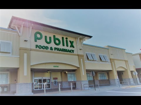 Publix Grocery Store Walk-Through