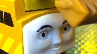 Thomas & Friends Diesel 10 Wooden Railway Toy Train Review By Mattel Fisher Price Character Friday
