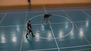 Зубр СПЕЦ 1 й тайм Чемпионат мини футбол 2020 2021