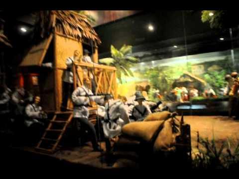 Museo ng Katipunan Fiberglass Dolls Depicting History