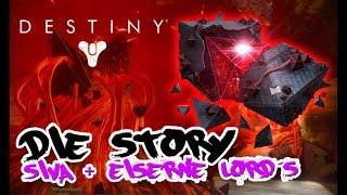 Destiny - Die Geschichte von Siva + Eiserne Lord´s