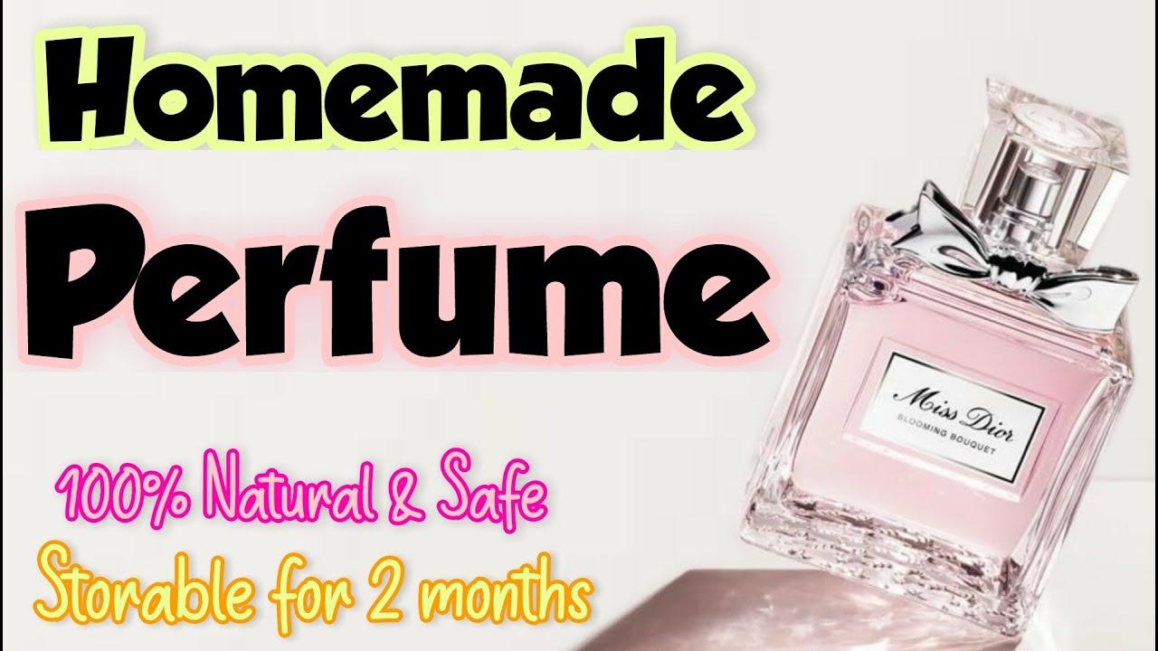 Download How To Make Perfume At Home   DIY Homemade Perfume