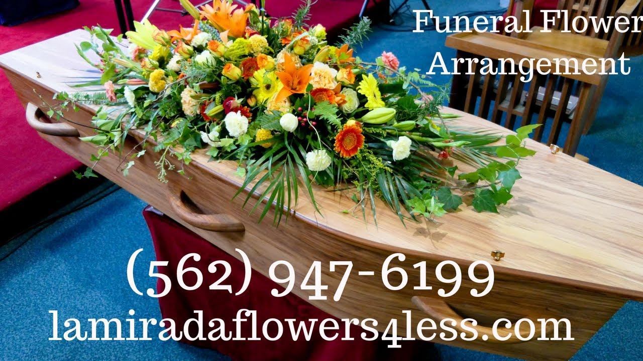 Rosemead Funeral Flower Arrangements Please Call 562 947 6199