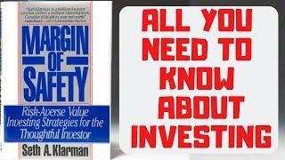 Margin of Safety - Seth KLarman - Chapter 5 Summary - Value investing