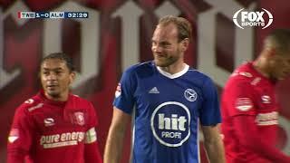 Samenvatting FC Twente - Almere City FC (26-10-2018)