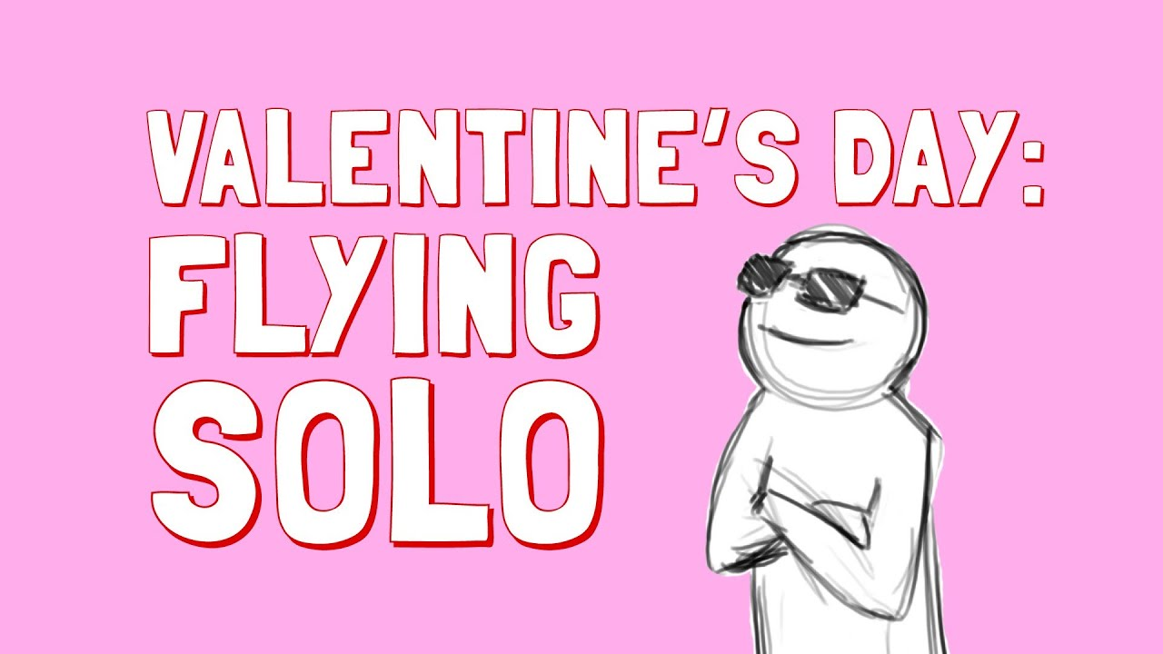 Celebrating Valentines Day Alone Quotes : Valentine S Day How To Be Happy  Alone