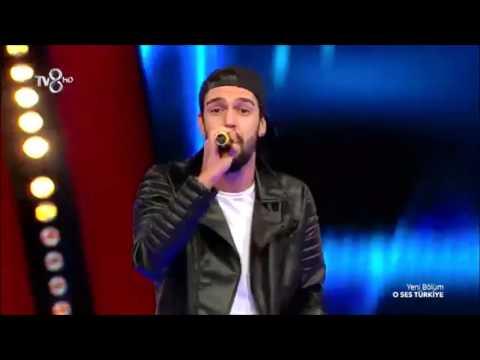 Tankurt Manas - Bu Benim Olayım   O Ses Türkiye (16.11.2015)