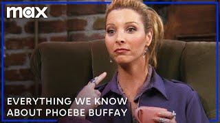 Phoebe Buffay's Shocking Life Story | Friends | HBO Max