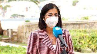 Darias anuncia la creación de un Centro Nacional de Salud Pública