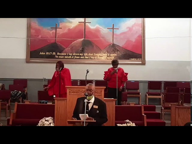 December 20th 2020 Jerriel Missionary Baptist Church Sunday Worship
