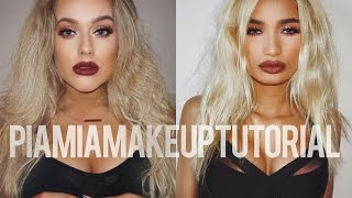 Pia Mia Inspired Make up Tutorial! | Rachel Leary
