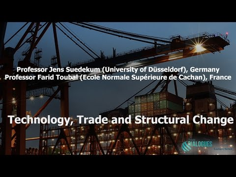 Trade Dialogues: Jens Suedekum and Farid Toubal (full lecture)