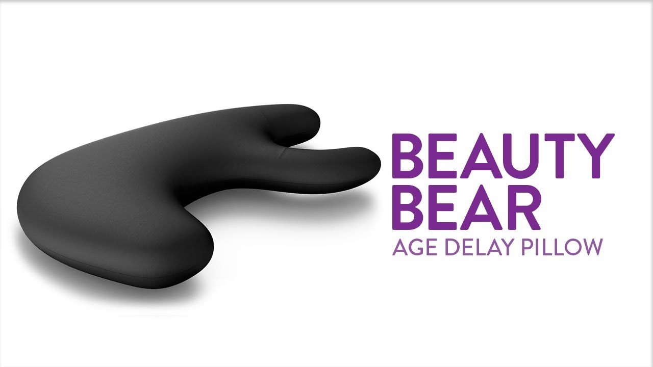 Beauty Bear Age Delay Pillow Nurse Jamie Youtube