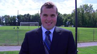 Eagle Talk: Section V and Brockport Soccer Recap, and Brockport Football Homecoming Action