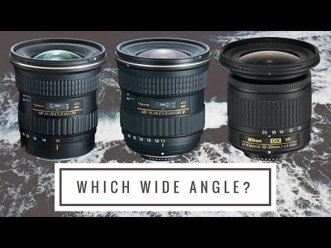 Help with Lenses... Should I Buy a Nikon or Tokina Wide Angle Lens?