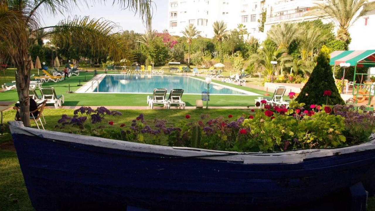Hotel Tildi Hotel & Spa - Hotel in Agadir, Morocco - YouTube