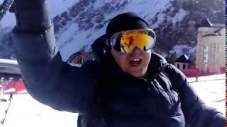 Спуск с Эльбруса