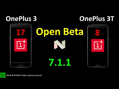OxygenOS Open Beta 17 & 8 for OnePlus 3 & OnePlus 3T (Install, Changes, Bugs, Speed Test, Benchmark)
