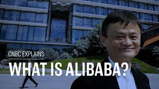 What is Alibaba  CNBC Explains