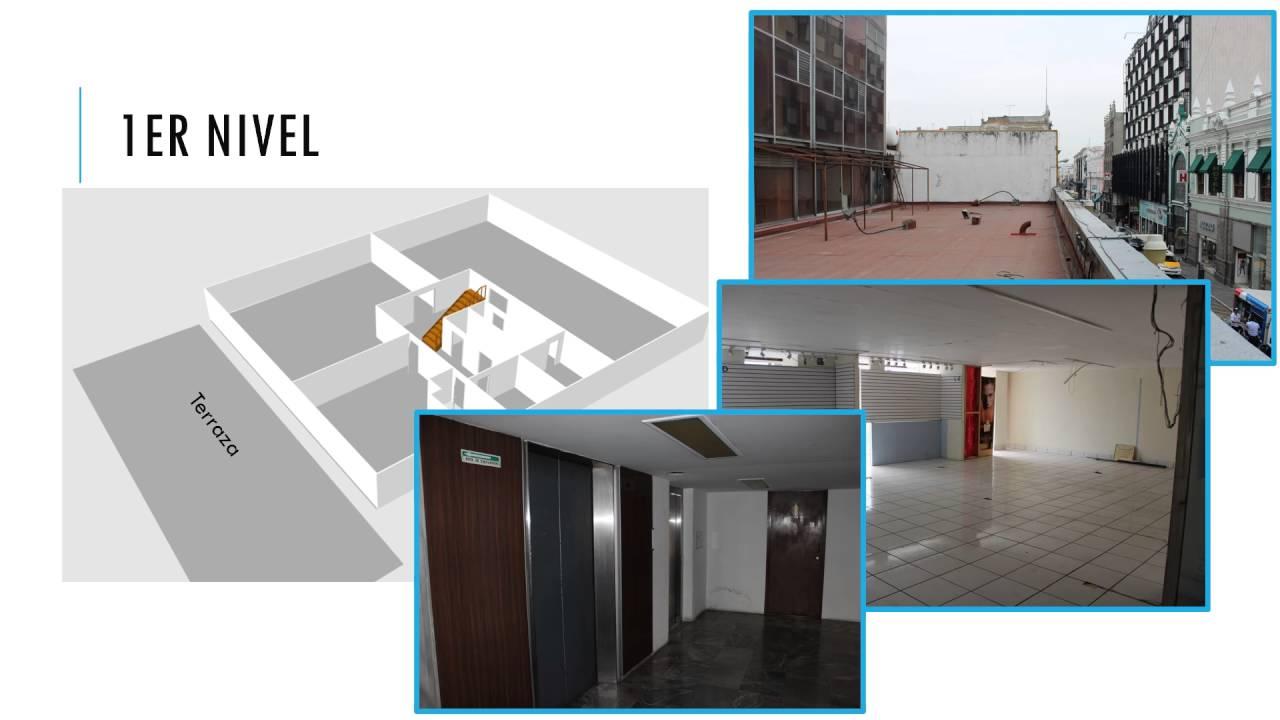 Edificio En Venta Renta Centro Historico Puebla